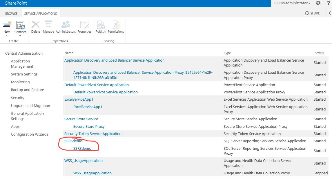 Reporting Services 2012 for SharePoint 2013 integrated mode ...