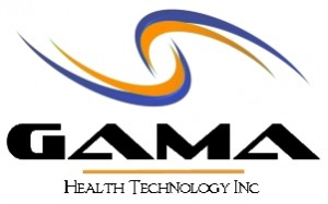 Gama Health Tech first logo