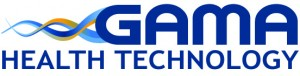 GAMA Health Tech 2nd logo